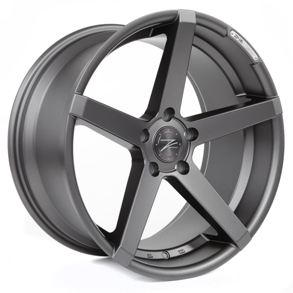 Z-Performance ZP.06 Deep Concave Matt Gunmetal