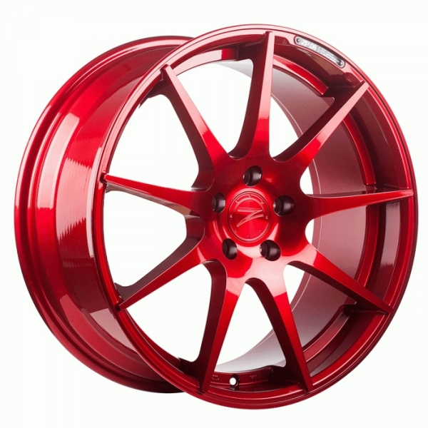 Z-Performance ZP.08 Deep Concave Candy Rød