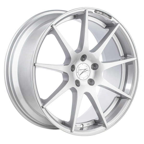 Z-Performance ZP.08 Deep Concave HyperSilver