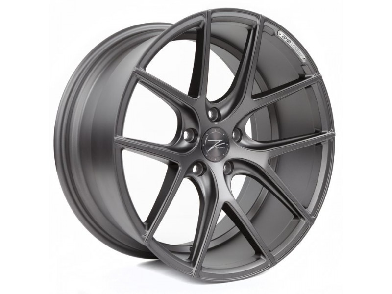 Z-Performance ZP.09 Deep Concave Matt Gunmetal
