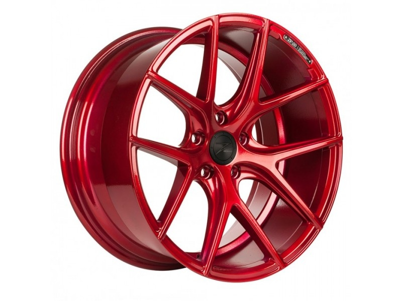 Z-Performance ZP.09 Deep Concave Candy Rød