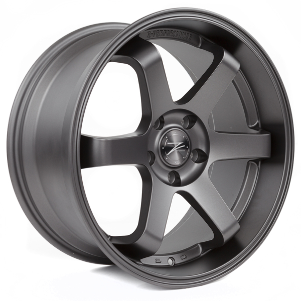 Z-Performance ZP.10 Concave Matt Gunmetal
