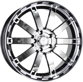 League Lg241 Gloss Black / Polished