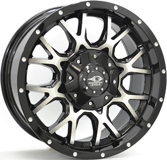 League M691 Gloss Black / Polished