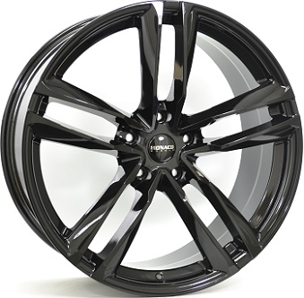 Monaco Mc7 Gloss Black