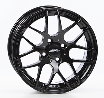 Inter Action Sport Gloss Black