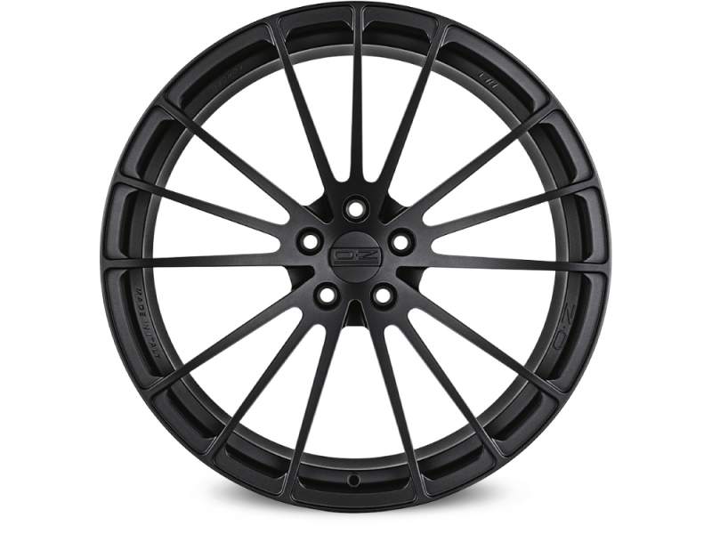 Oz Ares Black Anodized ANODIZZATO NERO