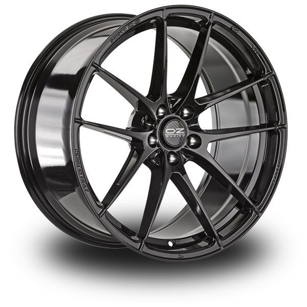 Oz Leggera HLT Black GLOSS BLACK