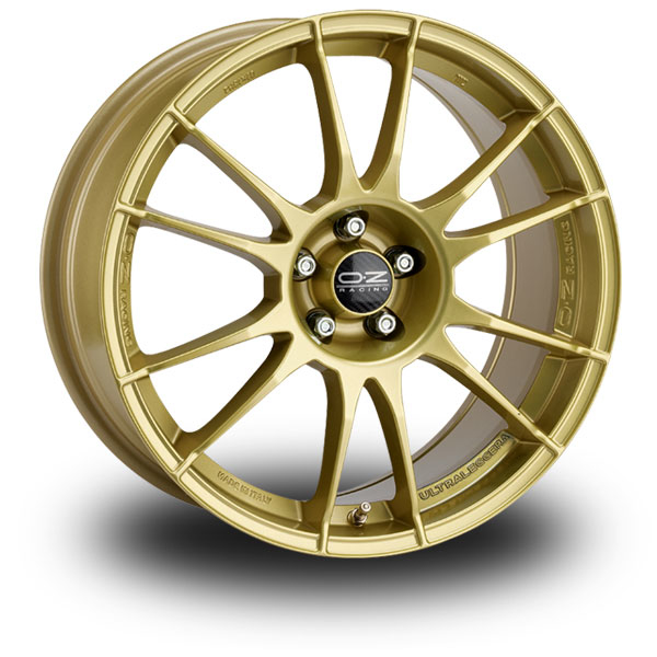 Oz Ultraleggera Gold RACE GOLD