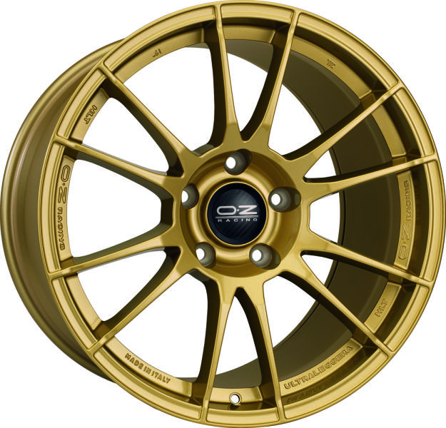 Oz Ultraleggera HLT Race Gold RACE GOLD