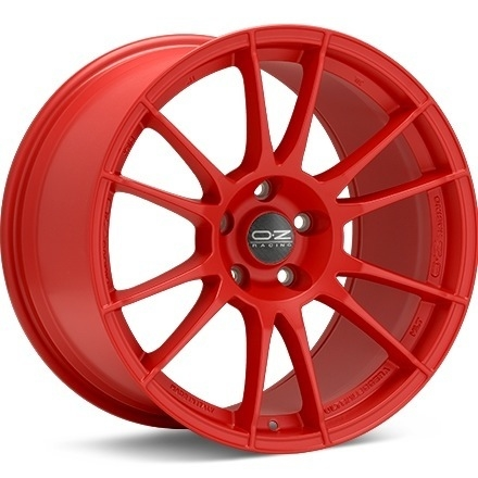 Oz Ultraleggera HLT Red RED