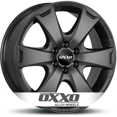 OXXO M AVENTURA BLACK (OX13) MATT BLACK (MB)