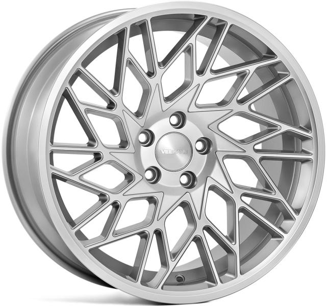 Veemann V-FS29R Silver Machined