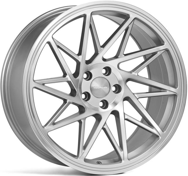 Veemann V-FS35 Silver Machined