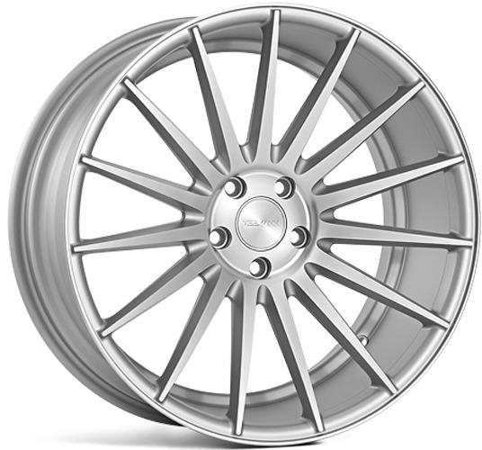 Veemann VC7 Matt Silver Machined
