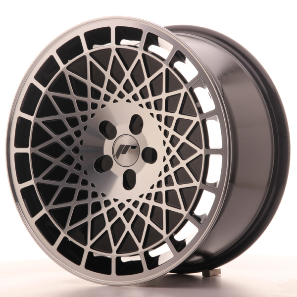 JAPAN RACING JR14 5H BLANK Gloss Black w/Machined Face