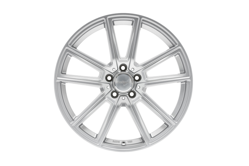 Wheelworld WH30 Race silver painted